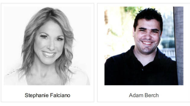 New Instructors: Stefanie Falciano and Adam Berch