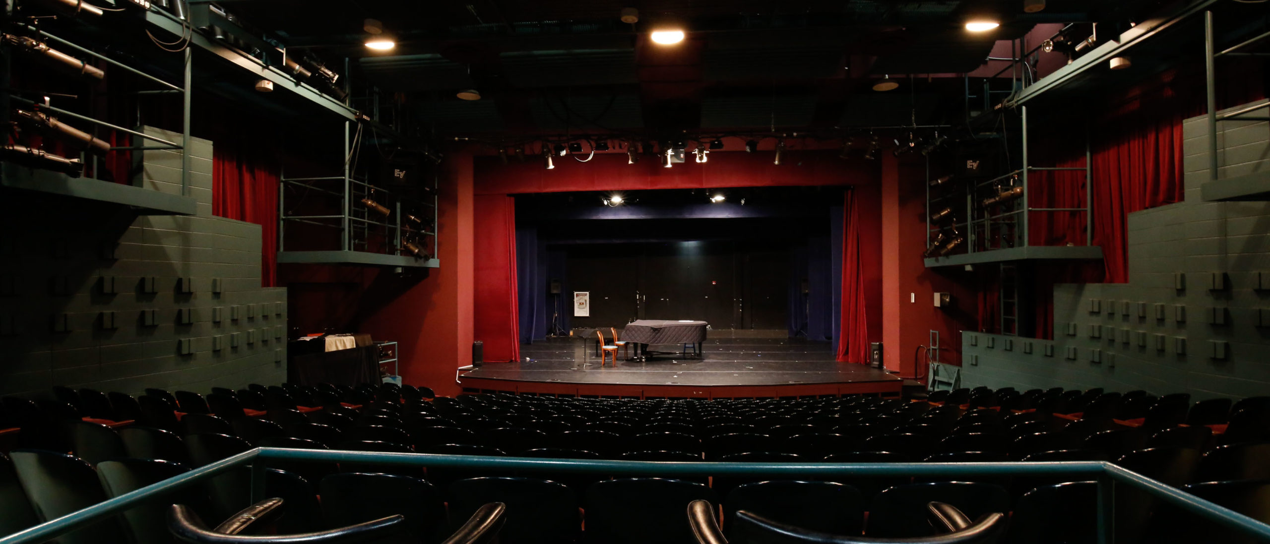 LIHSA's main theater