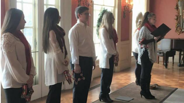 LIHSA Student Choir