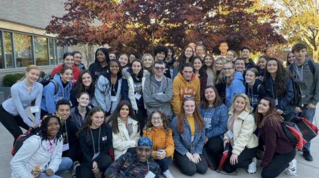 theater, dance and film students attended the 7th Annual Stage the Change: The Arts as Social Voice conference
