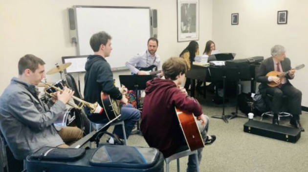 Master Class with Dale Stuckenbruck