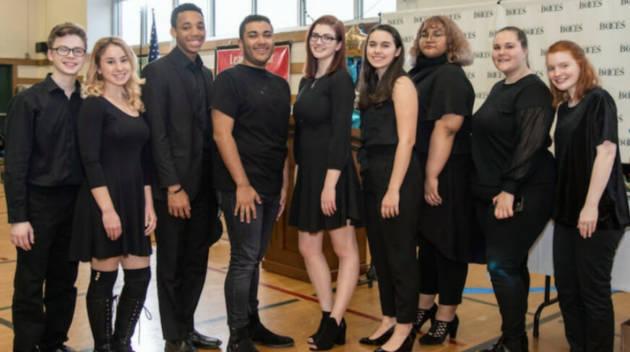 Student performance at Nassau Boces Event