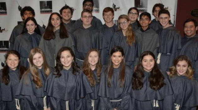 LIHSA Students in Plays