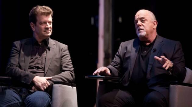 Billy Joel Speaking