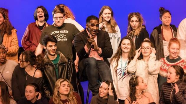 Norm Lewis Master Class