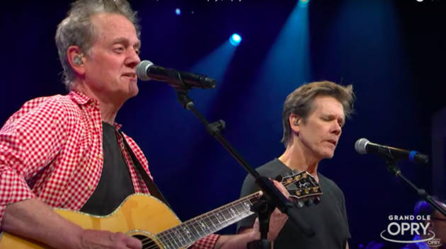 """The Bacon Brothers performed Michael Bacon's """"The Way We Love"""" Live at the Opry at the Grand Ole Opry"""