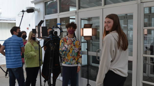 Acting for the Camera Class